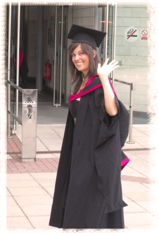 Graduation at Warwick University