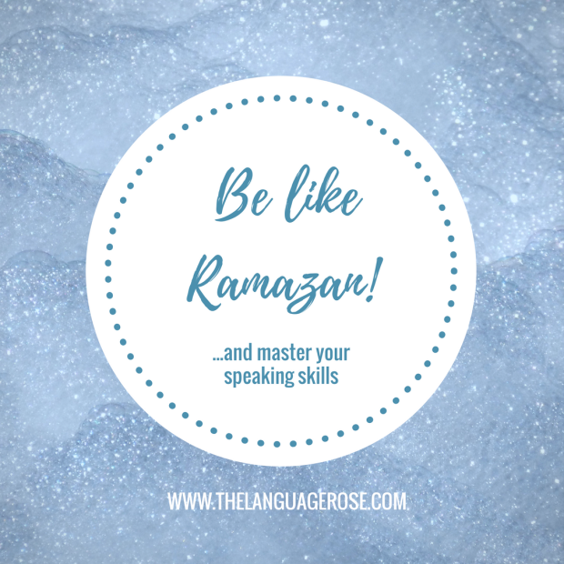 be like ramazan(1)