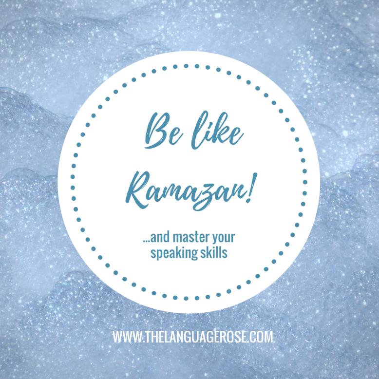 be like ramazan(1)