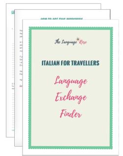 WB-Language Exchange partner